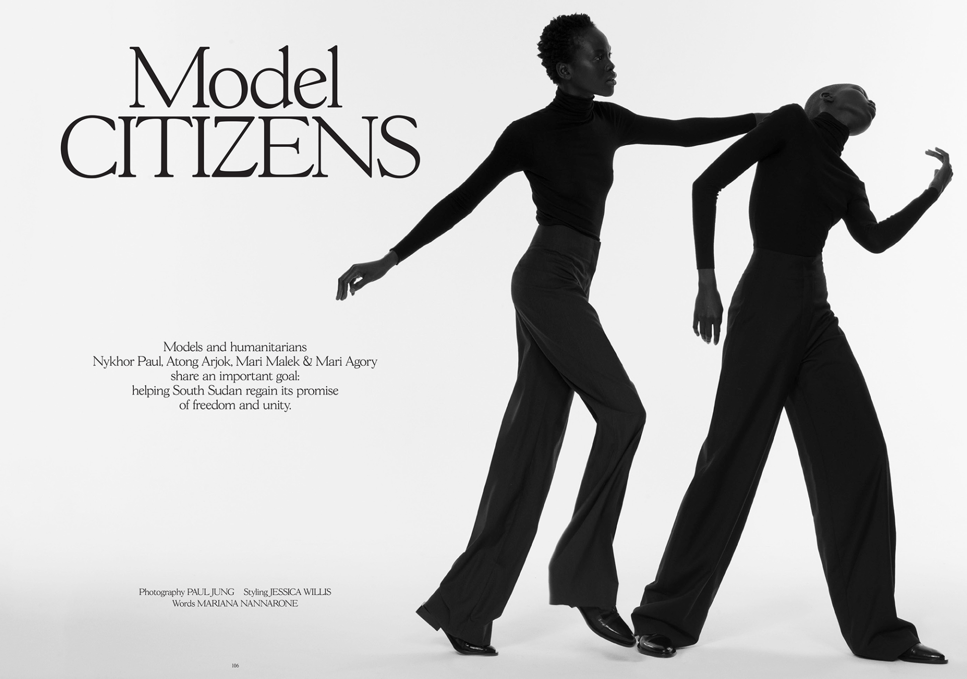 Jessica Willis Model Citizens